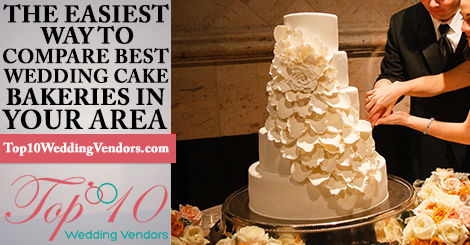 Top 10 Wedding Cake Bakeries in Chicago IL Custom Cakes